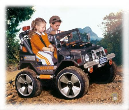 Peg-Perego Gaucho superpower